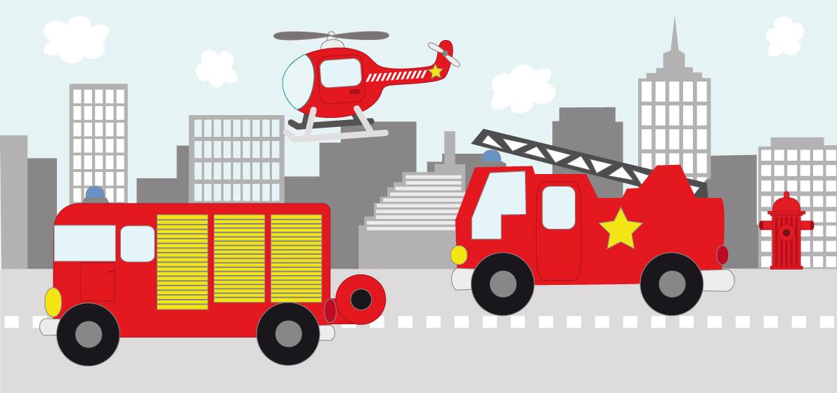 Allo les pompiers lampe 4