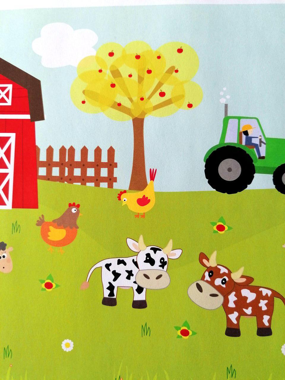 Animaux de la ferme appli 3