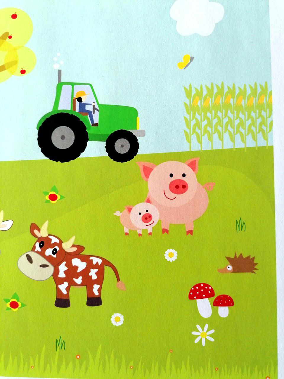 Animaux de la ferme appli 4