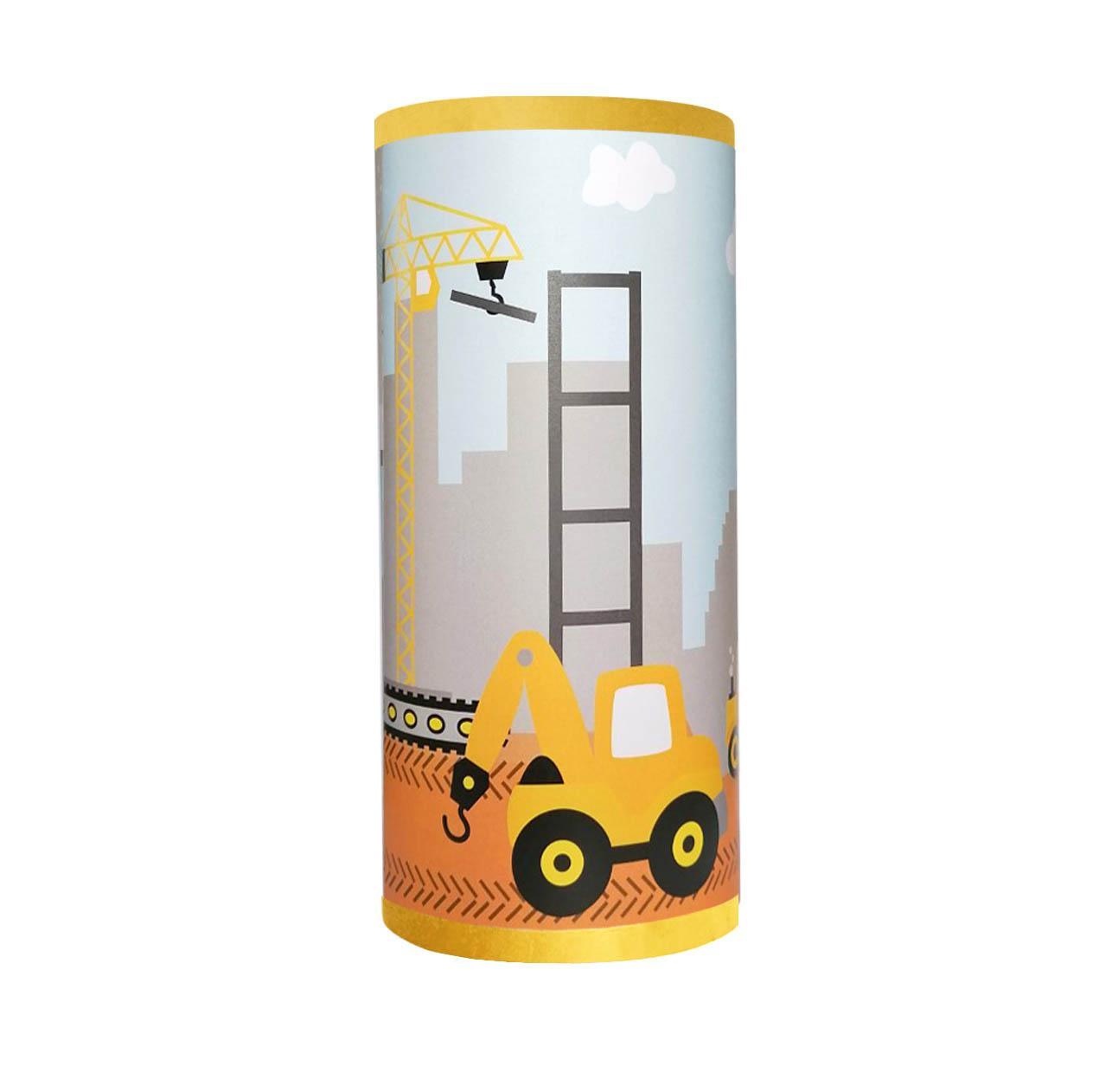 Chantier lampe tube