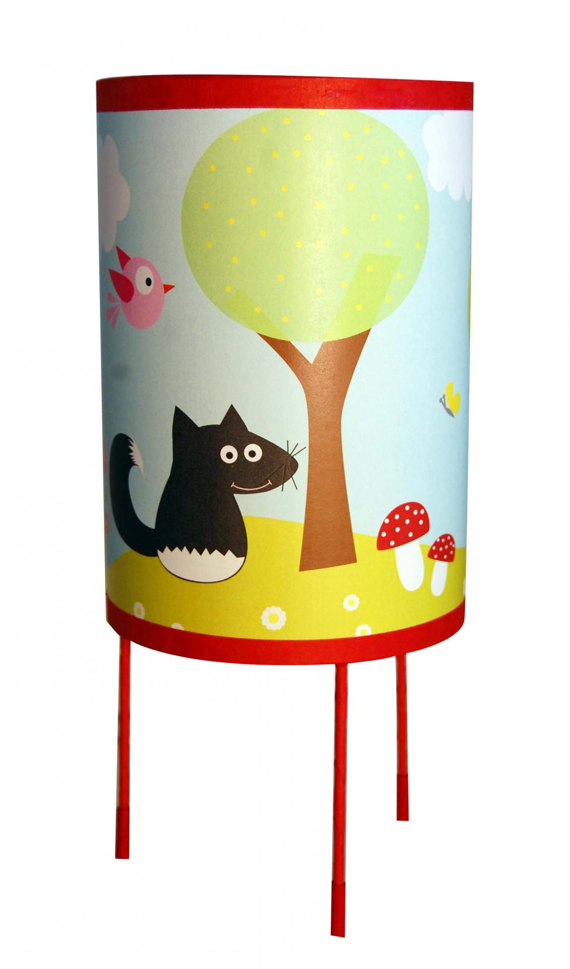 Chaperon rouge lampe 2