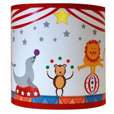 """Luminaire enfant Applique murale """"Circus, les animaux font le cirque"""""""