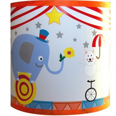 """Luminaire enfant Applique murale """"Circus, les animaux font le cirque n° 2"""""""