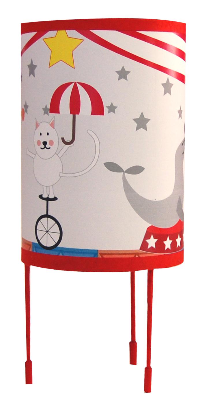 Circus gris lampe copie