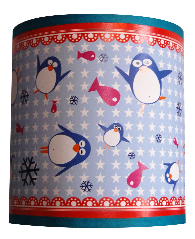 Decoration pour enfants luminaire enfant applique les pingo 679743 appli pingouins afdde big