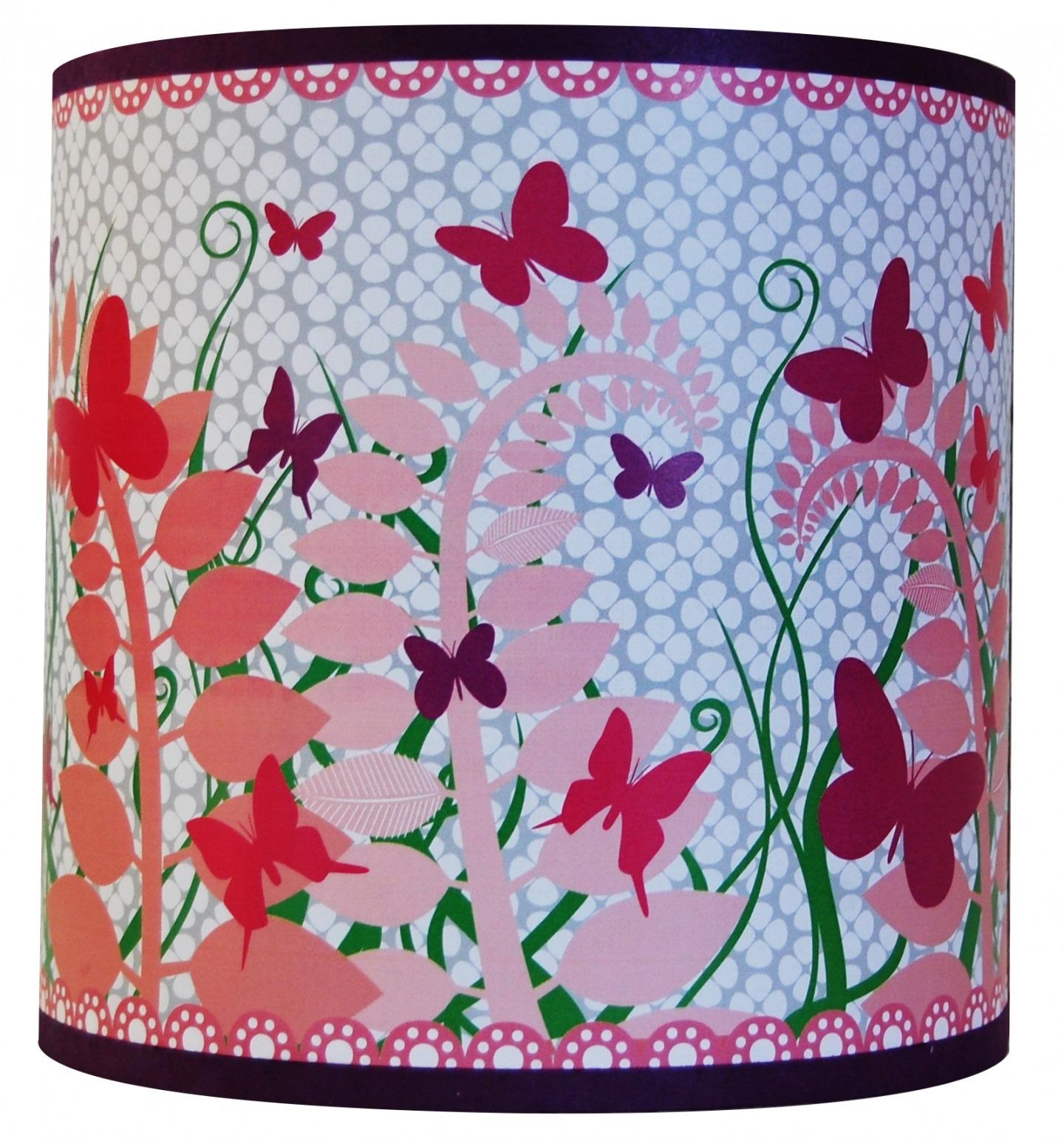 Decoration pour enfants luminaire enfant applique nuee de 3082729 papillons app 16231 big