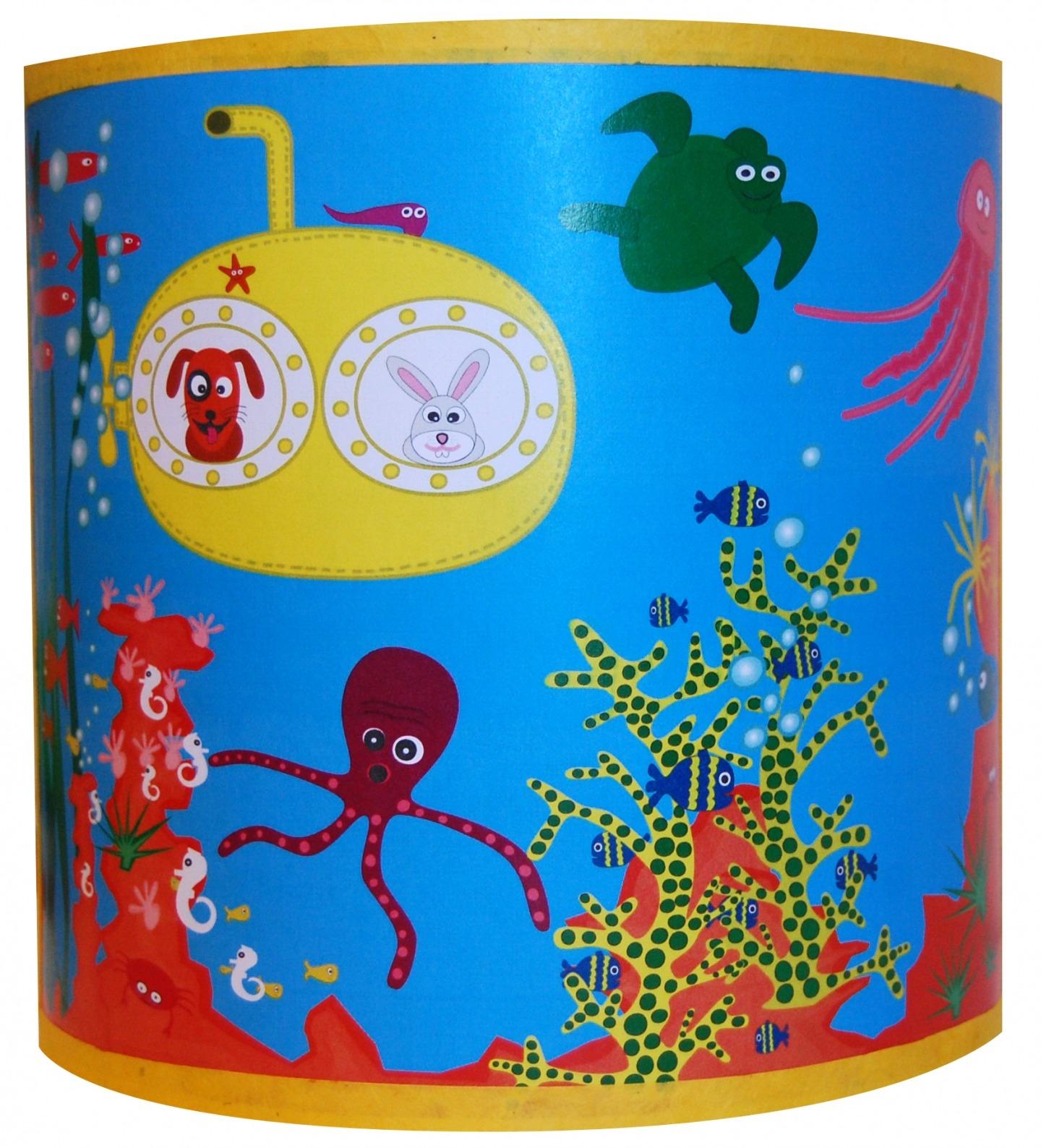 Decoration pour enfants luminaire enfant applique tous a l 2815565 sous marin ap 2abb7 big