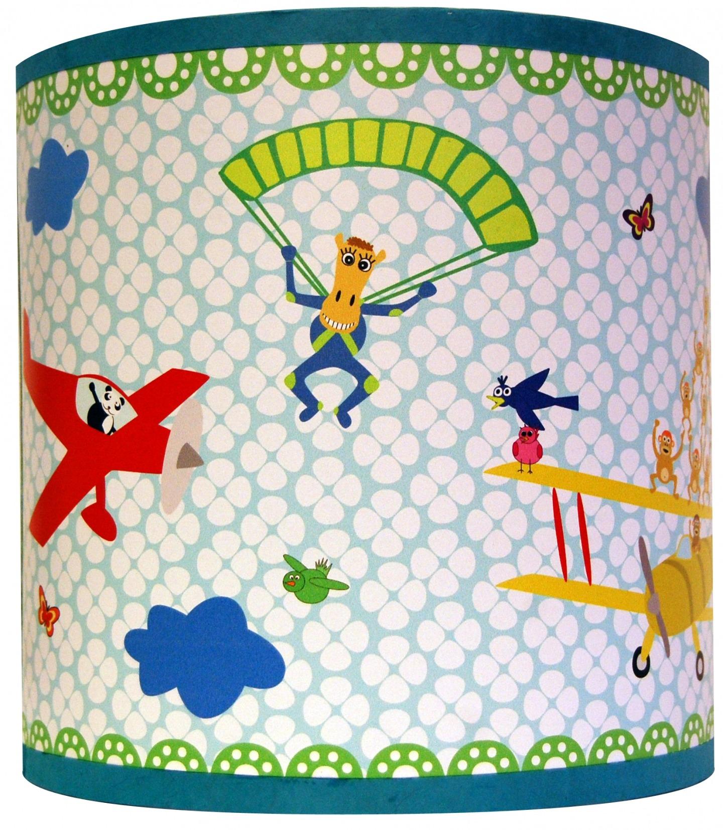 Decoration pour enfants luminaire enfant lampe de chevet da 2730183 avion susp 2 9440a big