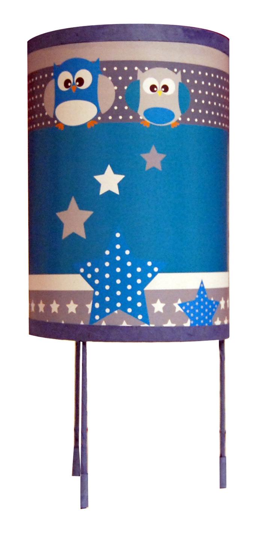 Decoration pour enfants luminaire enfant lampe de chevet l 16057400 hiboux bleu lam jpg 0fd68 big