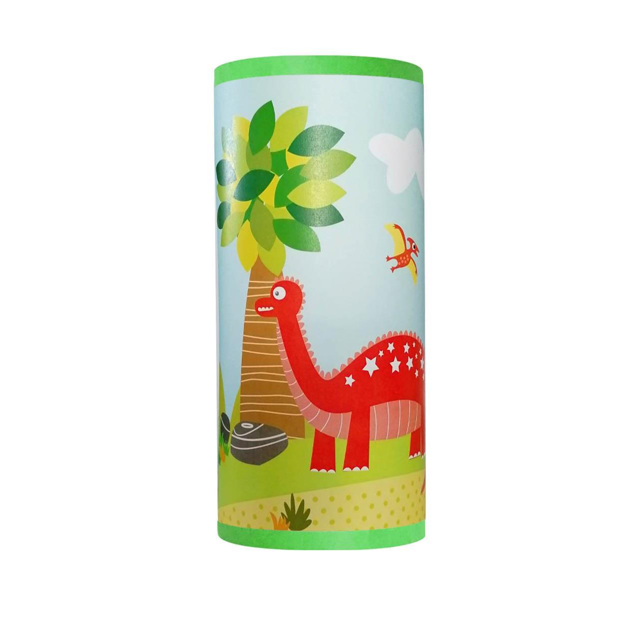 Dino lampe tube 2