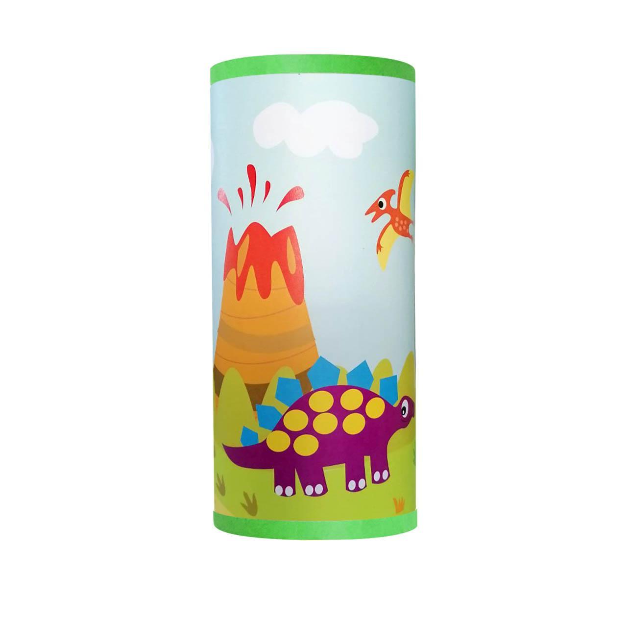 Dino lampe tube