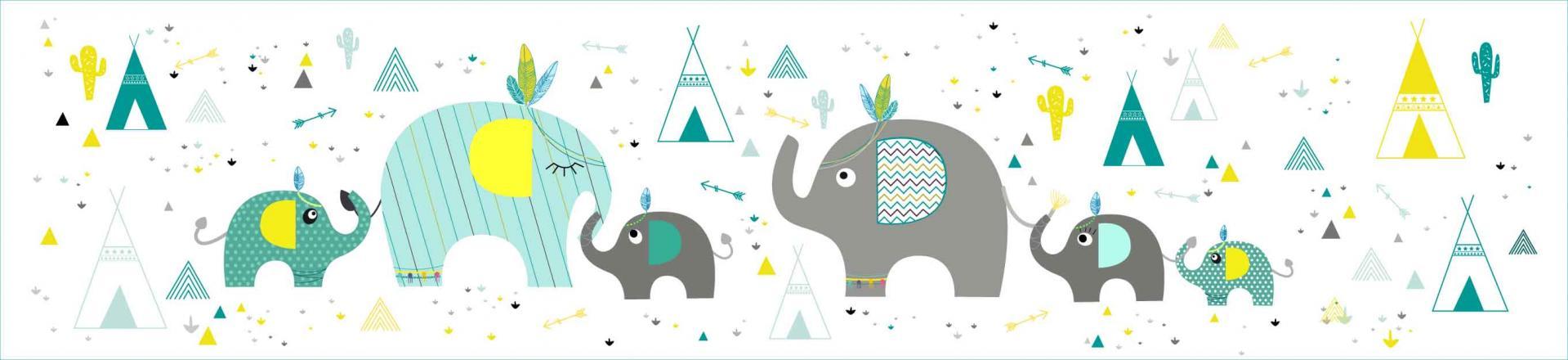 Elephants tipi susp 30 cm