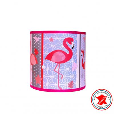 "Applique "" Le flamant rose"""