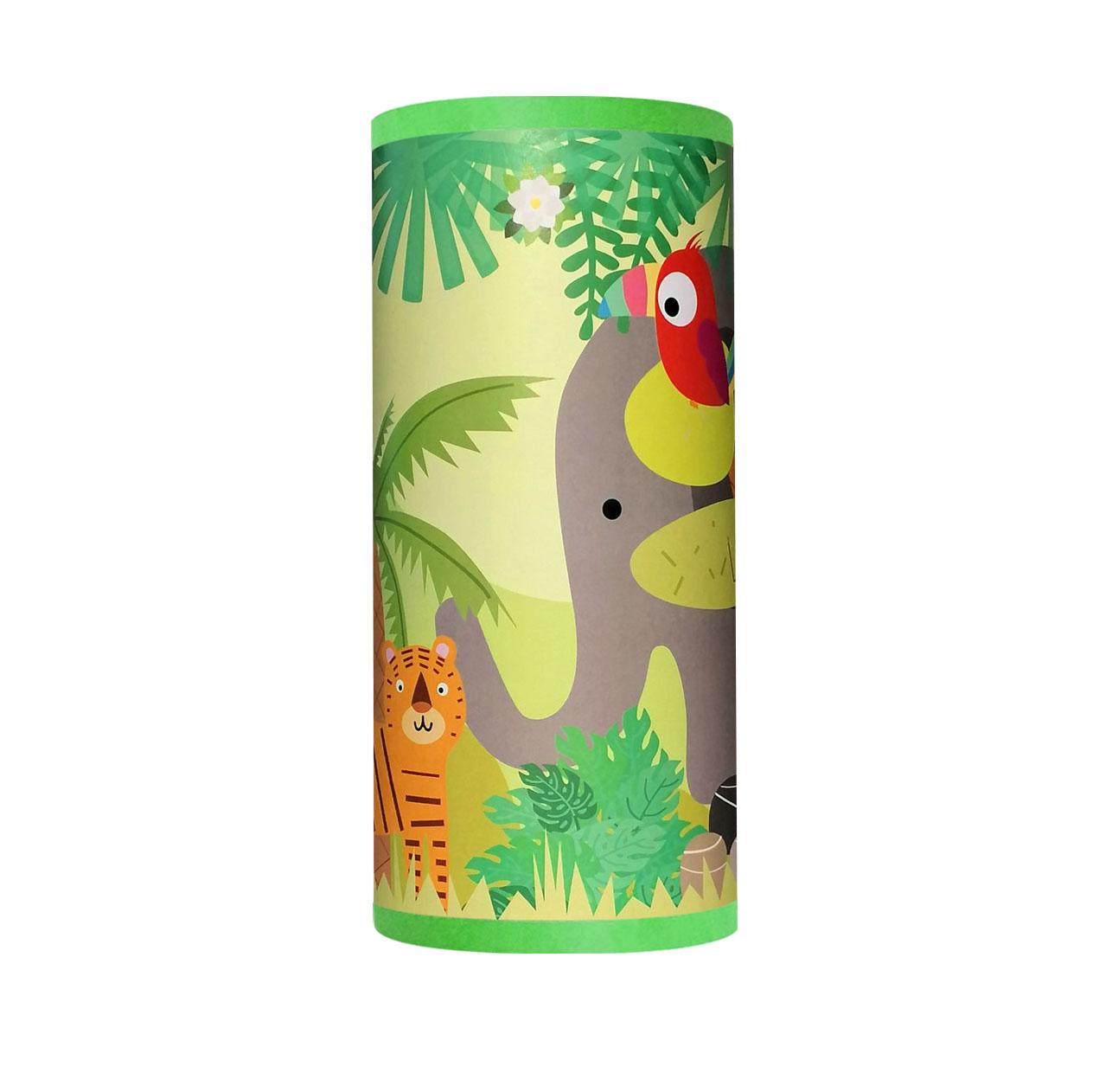 Jungle v lampe tube 2
