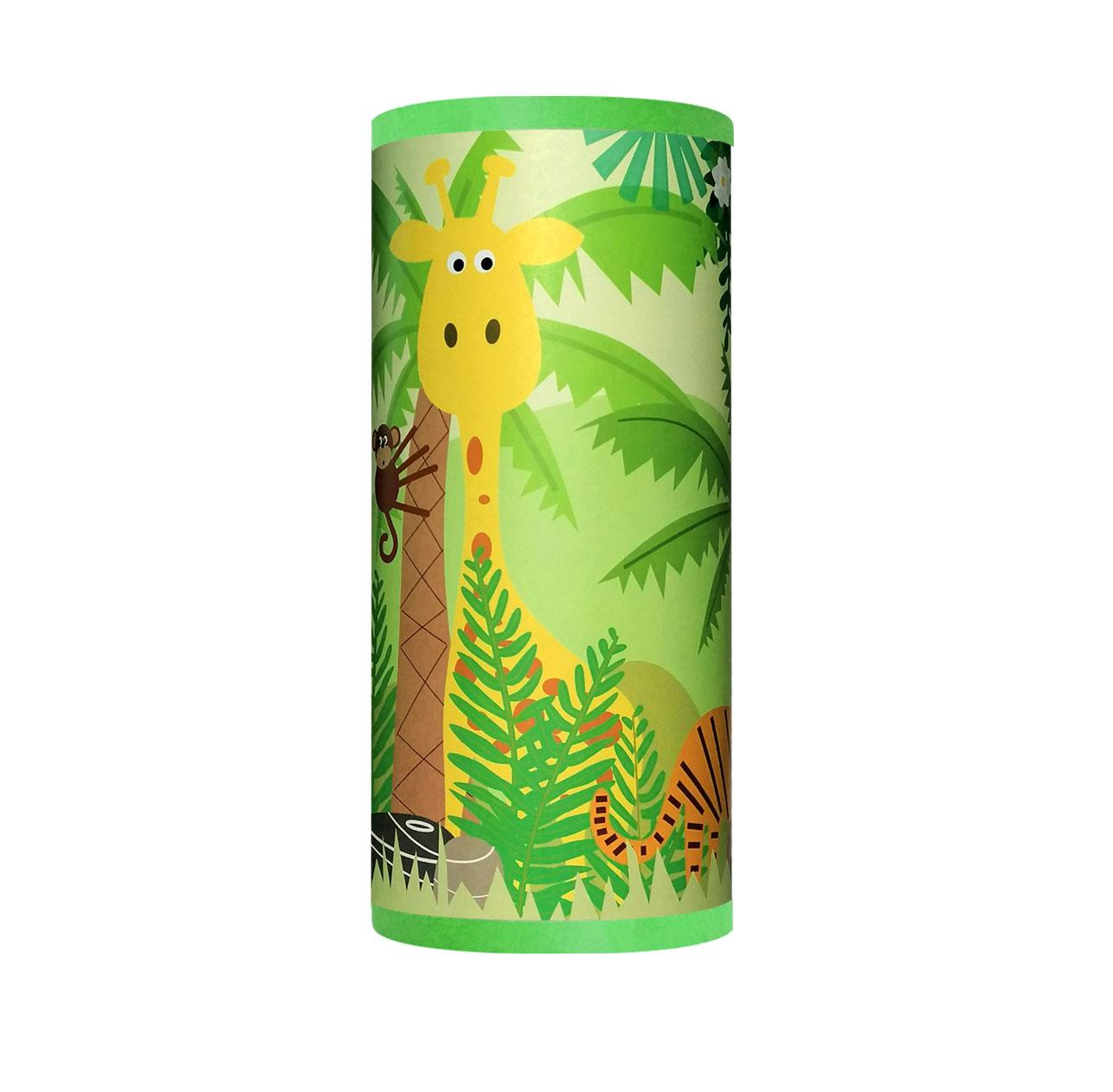 Jungle v lampe tube