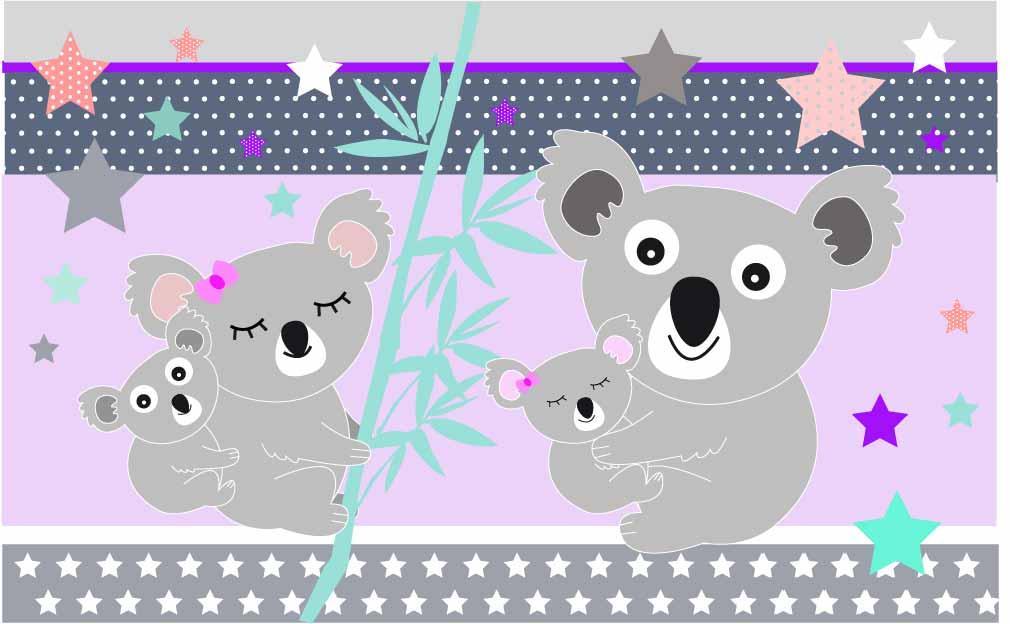 Koala violet susp