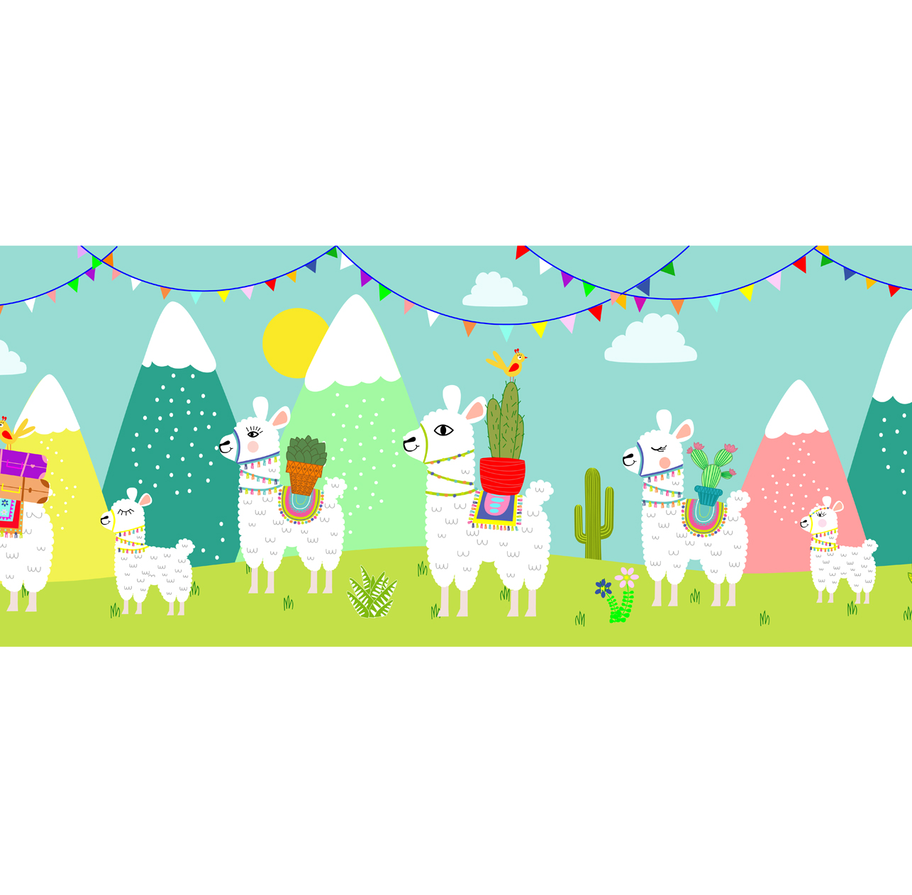 La famille lama susp 5