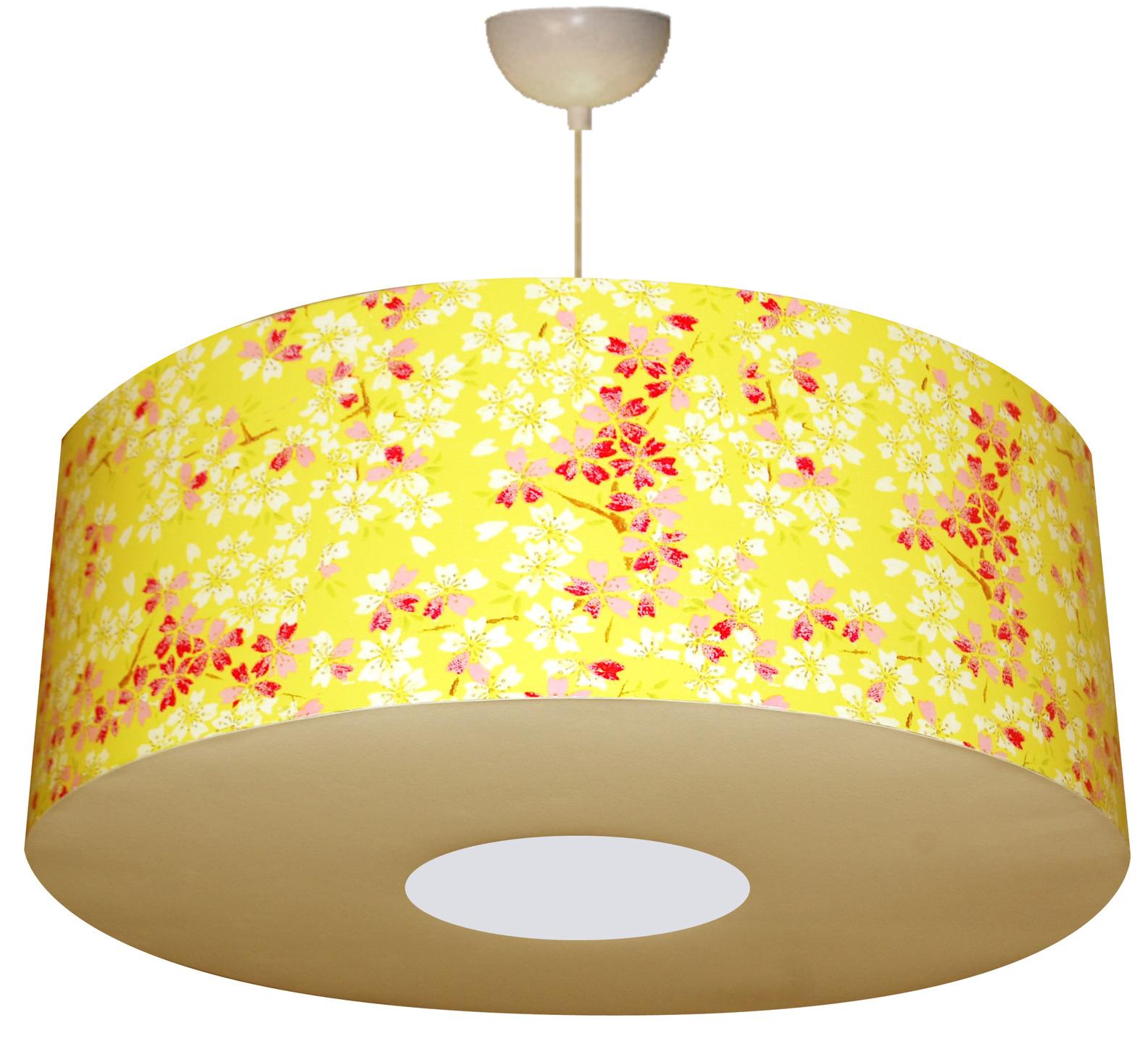 Luminaires abat jour ou suspension en papier 10011755 suspen florale d573 59462 big