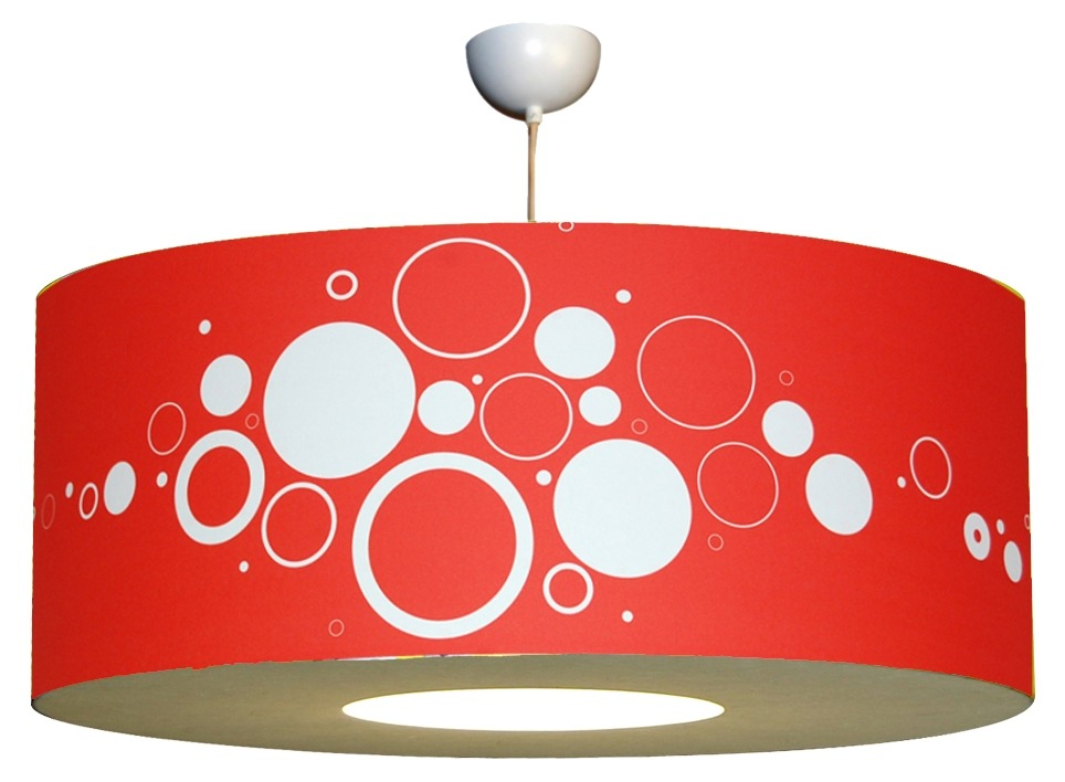 Luminaires lustre sky ligth metal rouge 917846 sky light rougeuge2 b8e46 big 1