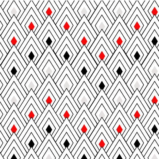 Melbourne rouge gris susp