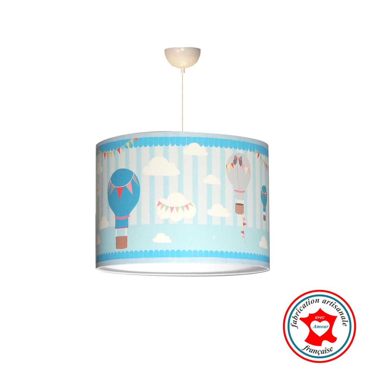 Montgolfiere b susp 1