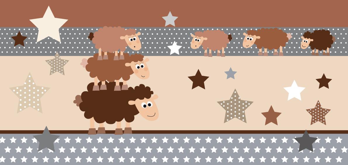 Moutons m susp 30 cm 2