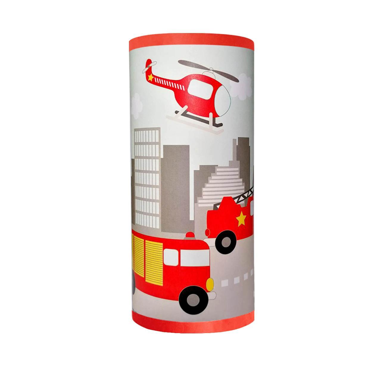 Pompier lampe tube