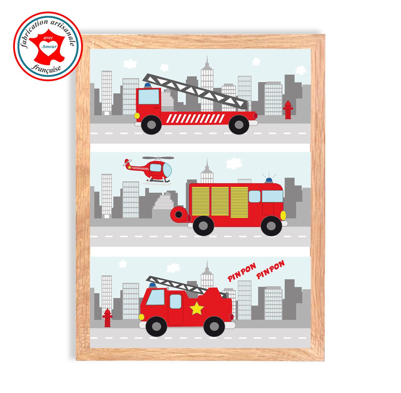 Pompier tableau