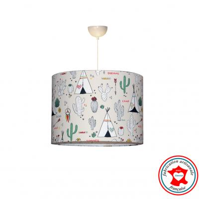 "Suspension enfant ""Un tipi"""